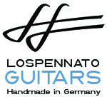 Lospennato Electric Guitars Logo